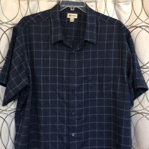 Haggar Clothing Button Down Shirt